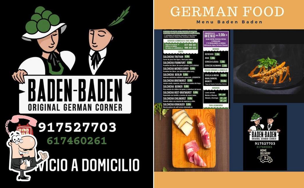 Aquí tienes una foto de Baden Baden Corner