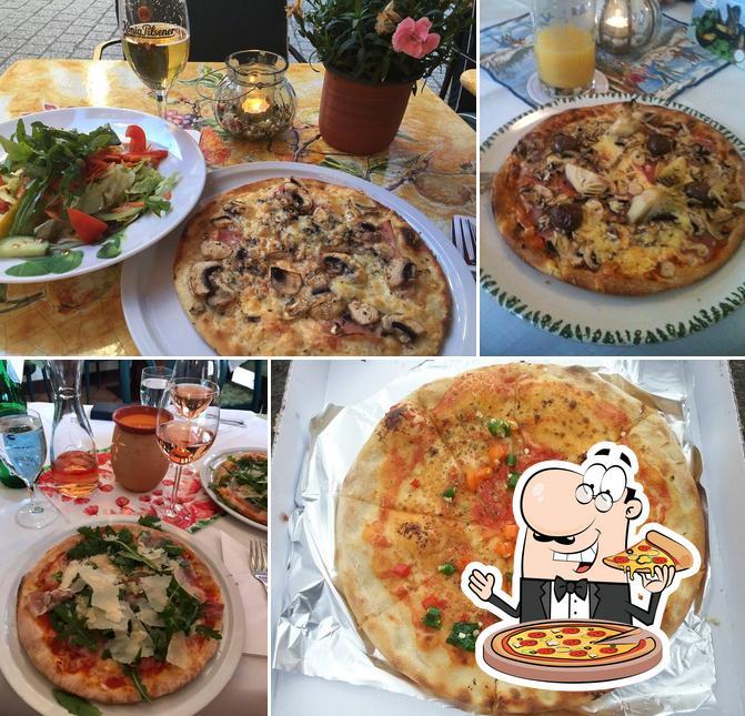 Bestellt eine Pizza bei Bella Citta Vecchia