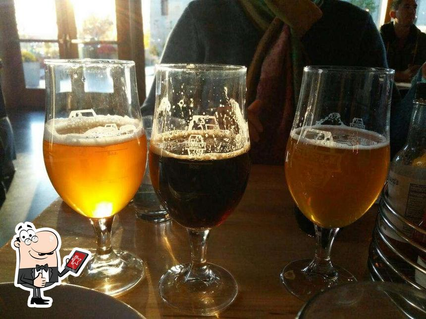 Here's an image of Surly Brewing