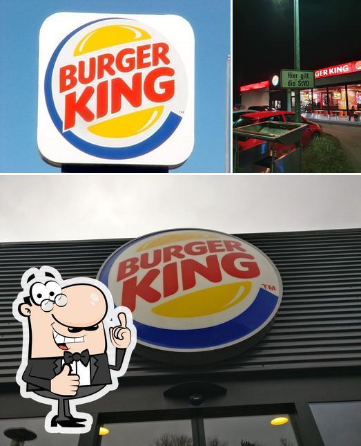 "Это фото фастфуда ""Burger King"""