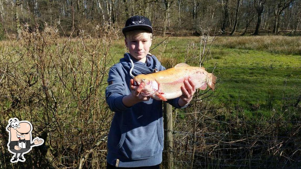 See this picture of Garlstedter Fischzucht