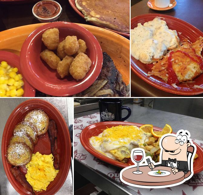 Meals at Our Place Restaurant