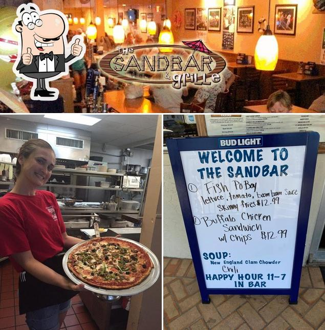 See the image of The Sandbar and Grille