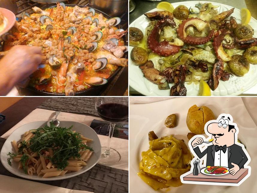 Gerichte im Toscana