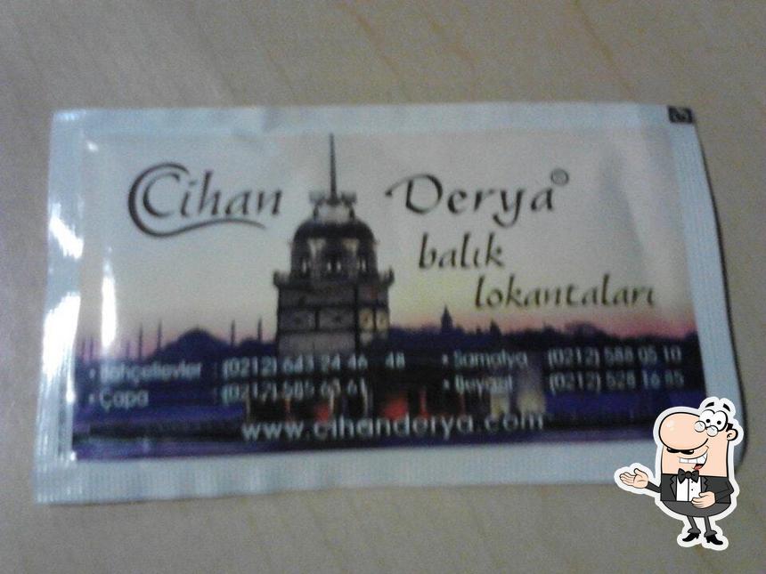 Here's an image of Cihan Derya Balık Lokantası