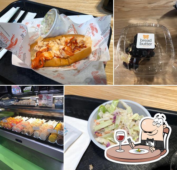 Food at Marietta Square Market