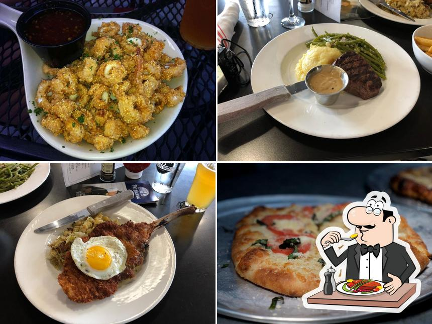 Meals at Mary's Bistro