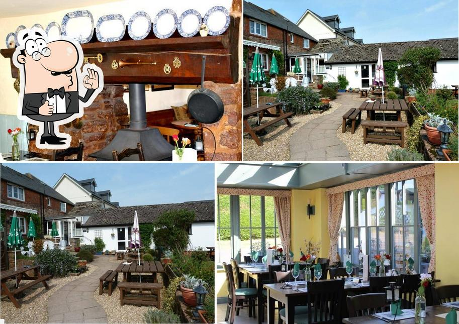 Here's an image of Martlet Inn
