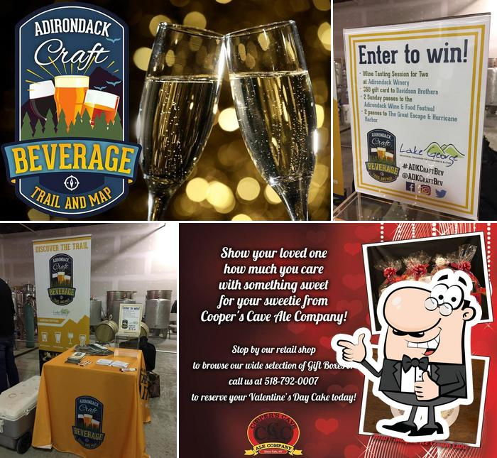 See this photo of Adirondack Craft Beverages