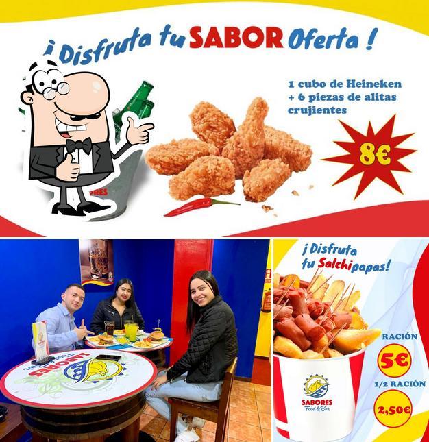 Vea esta imagen de Sabores Food And Bar