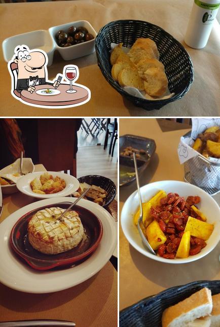 A imagem do Dux - Petiscos E Vinhos's comida e bebida