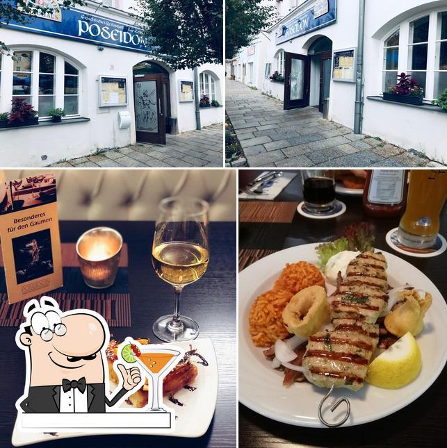 L'image de la boire et extérieur de Griechisches Restaurant Poseidon's