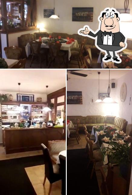 """Découvrez l'intérieur de Griechisches Restaurant """"Taverna Korfu"""""""