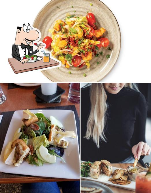 Nourriture à La Piazzetta