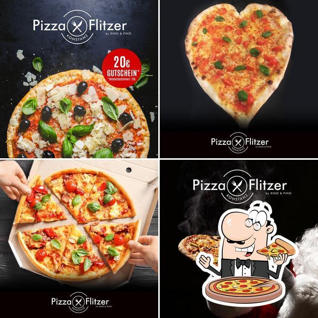 Bestellt eine Pizza bei Pizza Flitzer