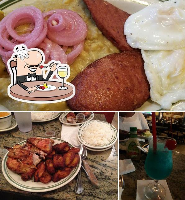 Meals at Liberato