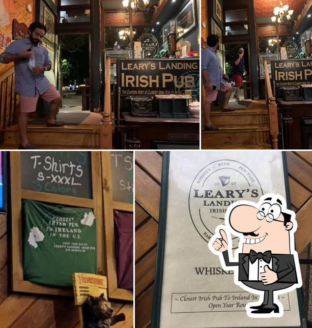 See the image of Leary's Landing Irish Pub
