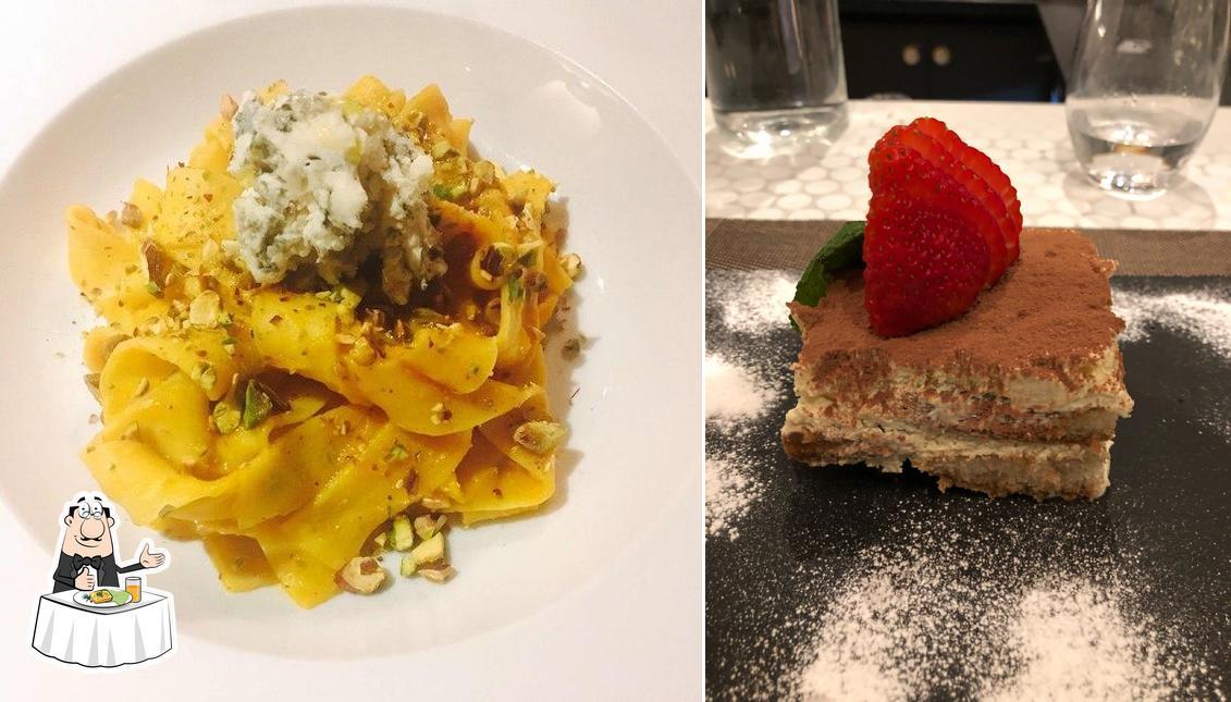 Meals at Cacio&Pepe