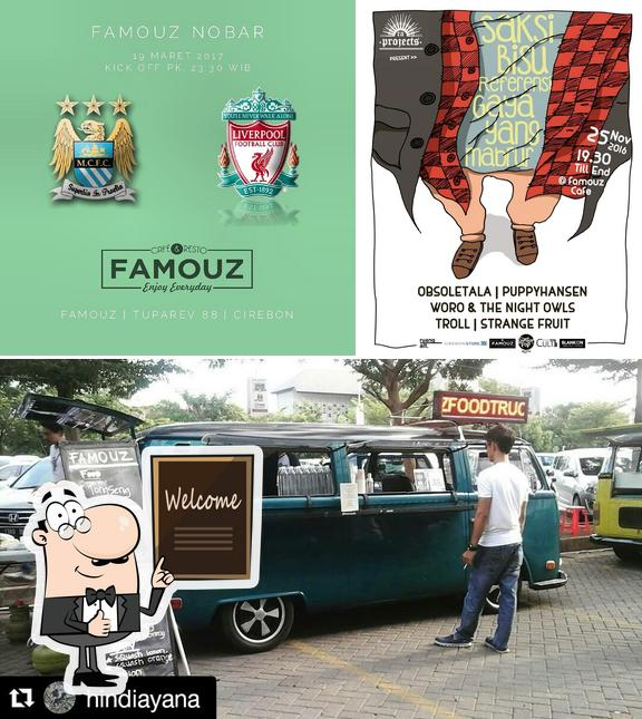 See the photo of Famouz Cafe
