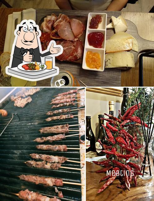 Comida en Meating