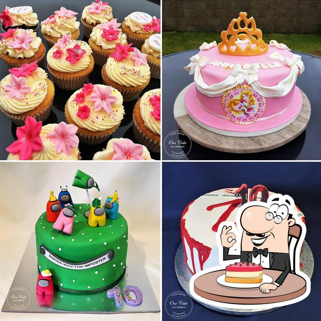 See this photo of One Cake