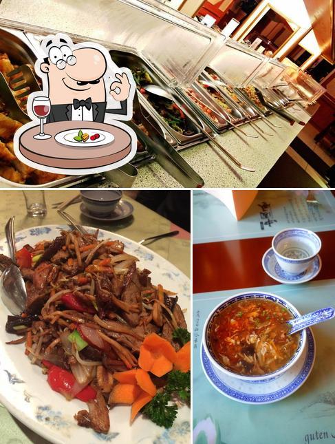 Food at Tao Tao Chinarestaurant