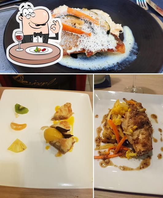 """Еда в """"Agopé"""""""