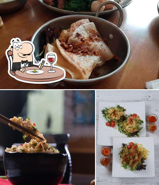 Food at BoThai