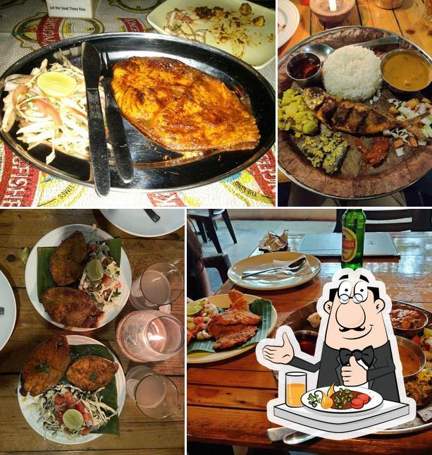 Meals at sumaya
