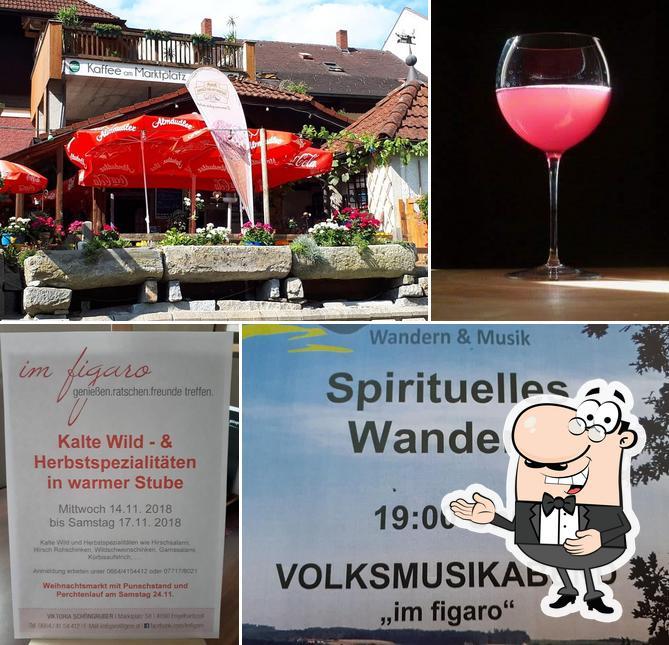 Here's a pic of Im figaro - Kaffee Bar & Vinothek
