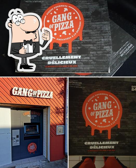 Voir cette image de Gang Of Pizza