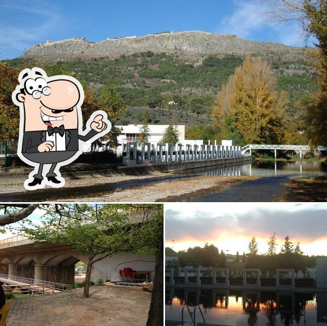 Veja imagens do exterior do Restaurante Sever
