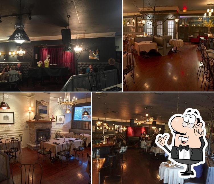 Check out how Manhattans looks inside