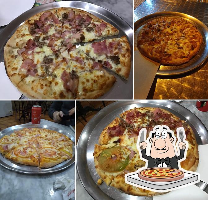 Tómate una pizza en Rocko Pizza