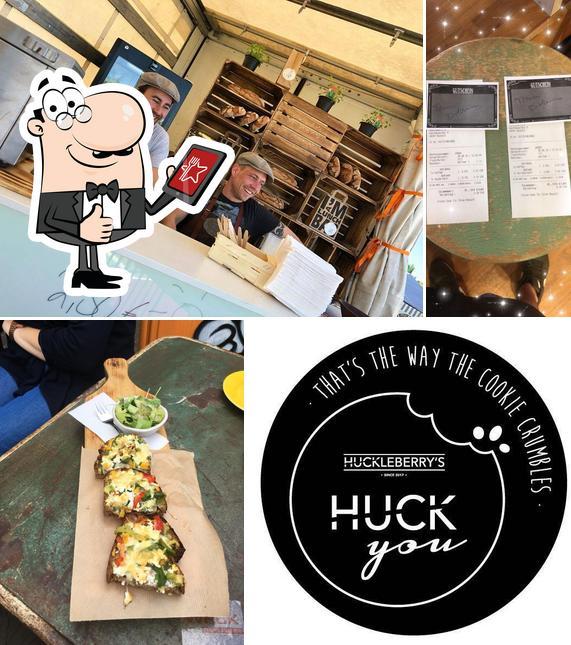 """Здесь можно посмотреть фотографию кафе """"Huckleberry's"""""""