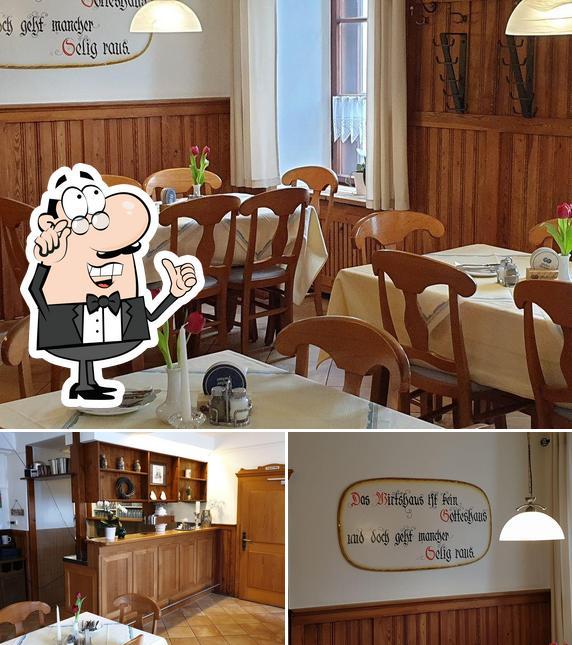 L'intérieur de Florianistube