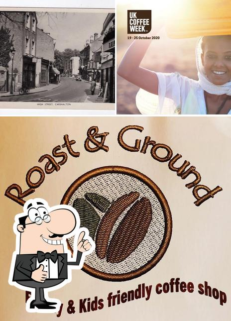Here's a picture of Roast and Ground