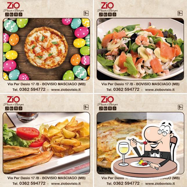 Cibo al Zio Pizza e Burger Bovisio Masciago