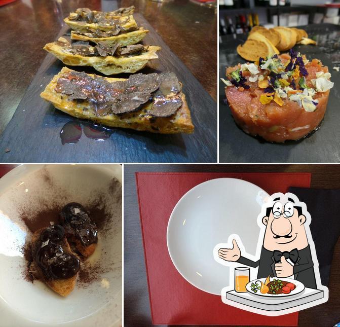 Comida en La Gurmeteria
