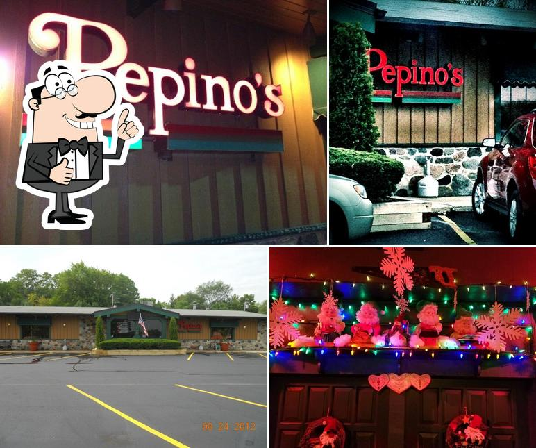 Here's a picture of Pepino's