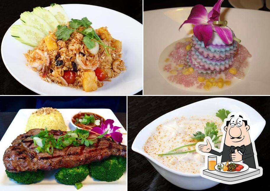 Meals at Osha Thai Noodle Cafe