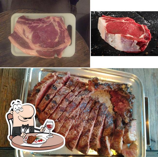 Commandez des repas à base de viande à FlambantBoeuf