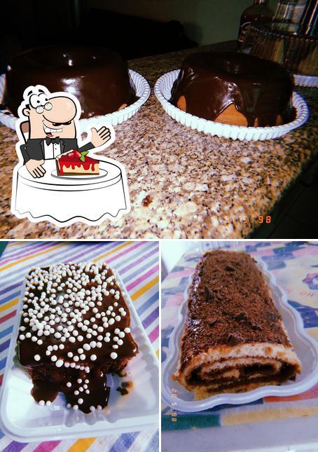 Skinna Sppeto serve uma variedade de pratos doces