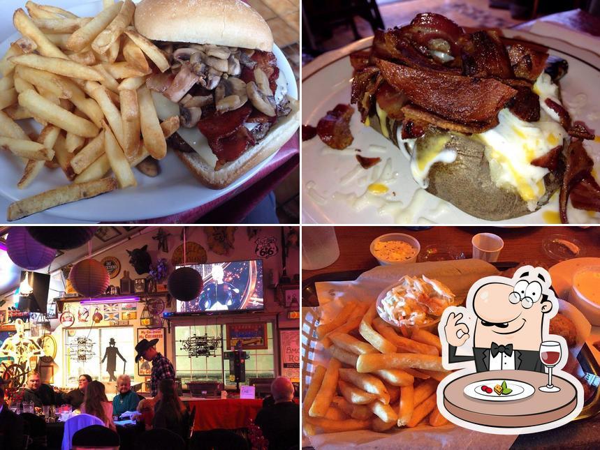 Food at Cameron's Pub & Restaurant