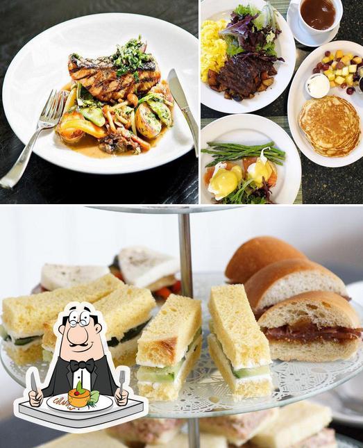Meals at Black Market Bistro