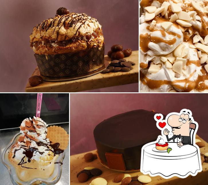 I dessert costituiscono una parte importante del pasto