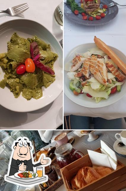 Essen im La cucina di Alice