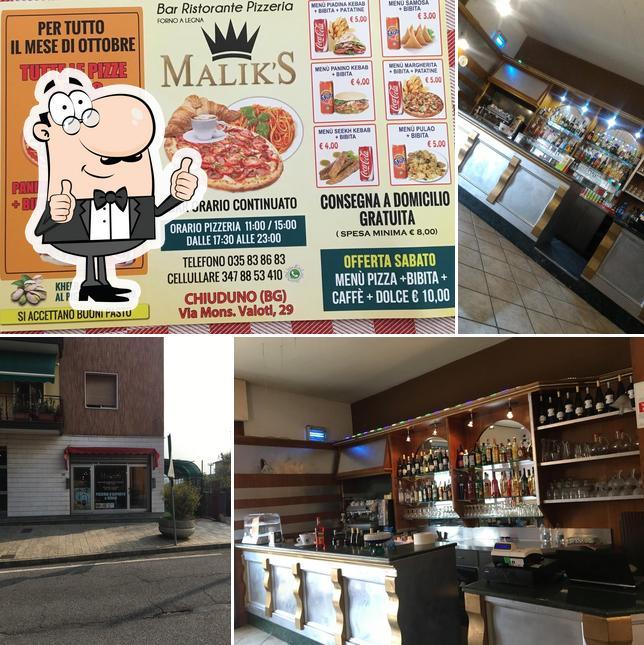 Mire esta imagen de Malik's Pizzeria Kebab & Bar