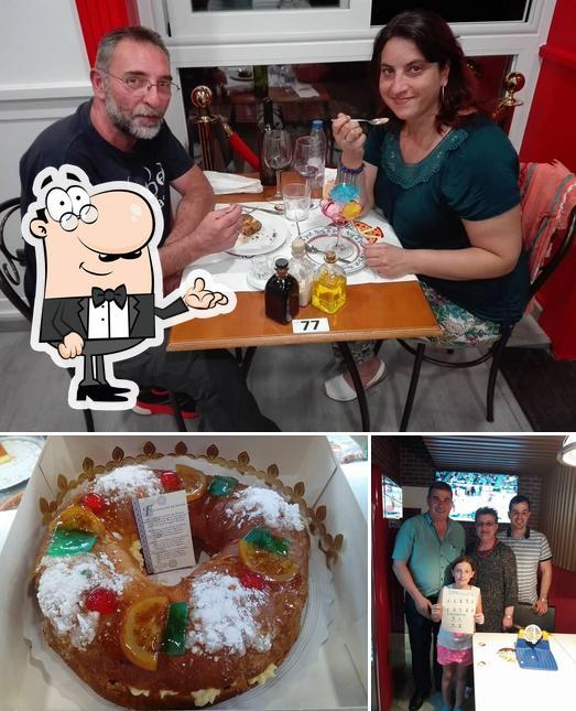Estas son las imágenes donde puedes ver interior y comida en PIKO LOKO