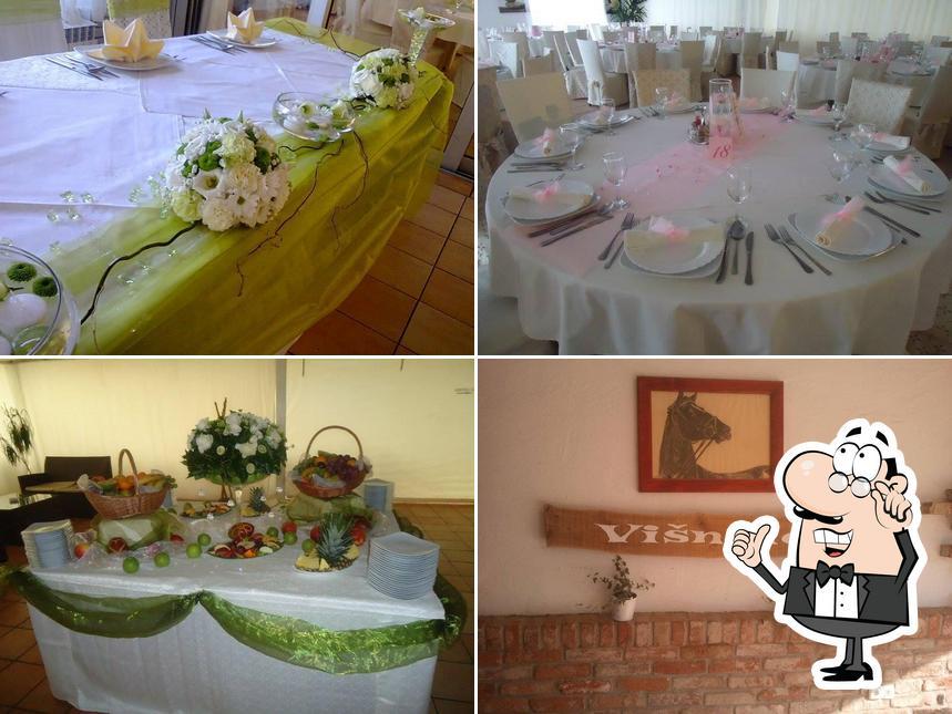 Check out how Restoran Višnjica looks inside